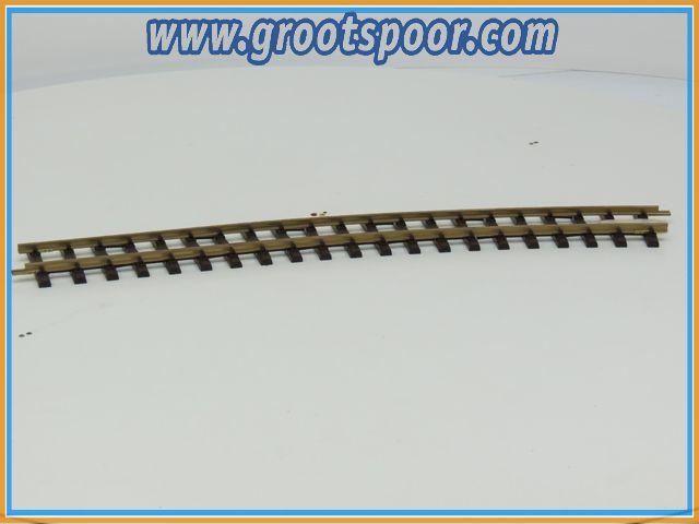 Thiel  436 Gegenbogen R 117.5cm Nikkel rechts