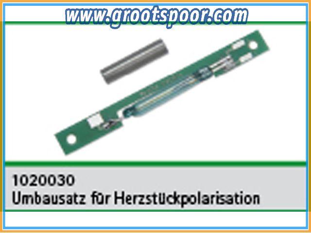 TRAINLINE45 1020031 Umbausatz Stellschwelle für Polarisierung