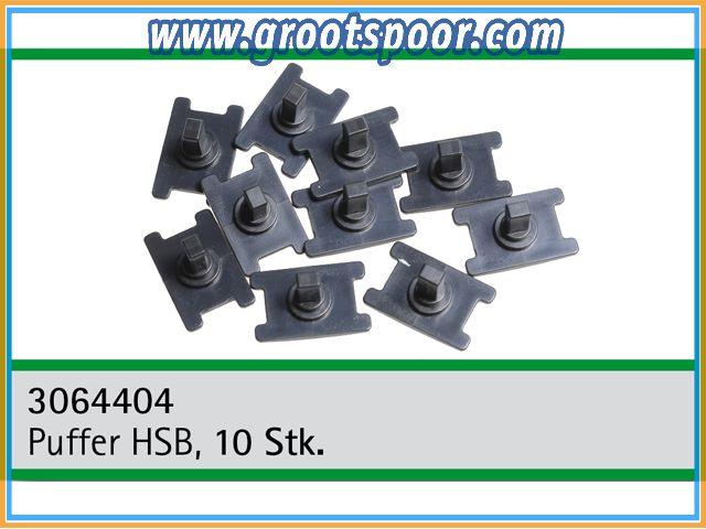 TRAINLINE45 3064404 Puffer HSB, 10 Stk..