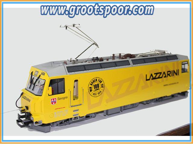 GS  LGB RHB Lazzarini GE 4/4 III 644 Umlakierung