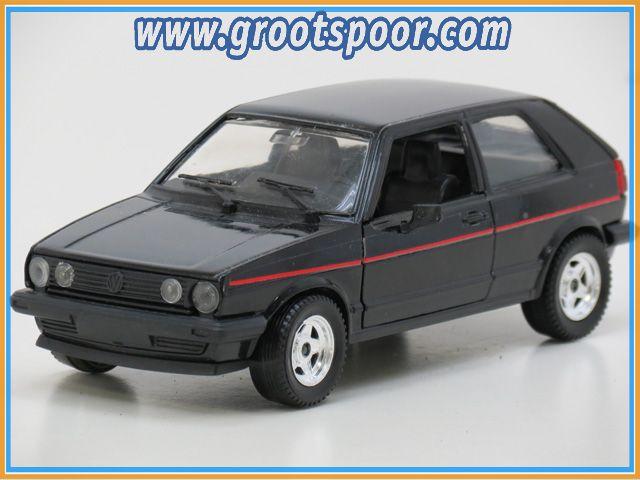 Volkswagen Golf GTI Schaal 1:25