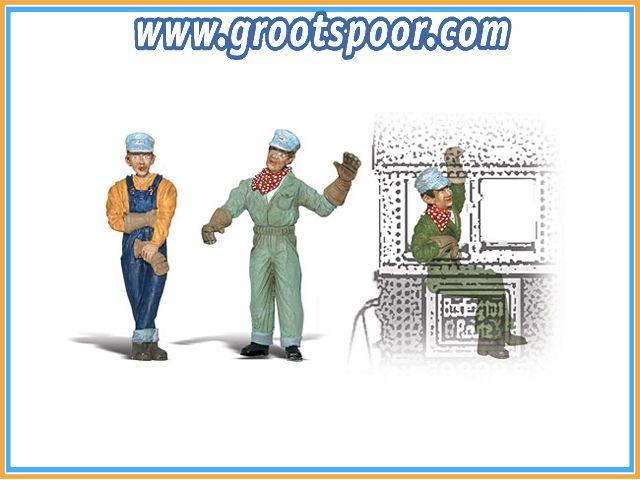 Woodland Scenics 2547 Techniker - Pause