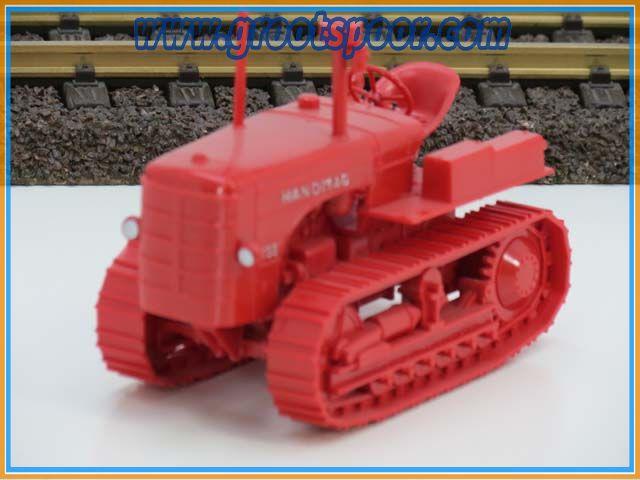 Wiking 874 02 44 Hanomag-Kettenschlepper K55