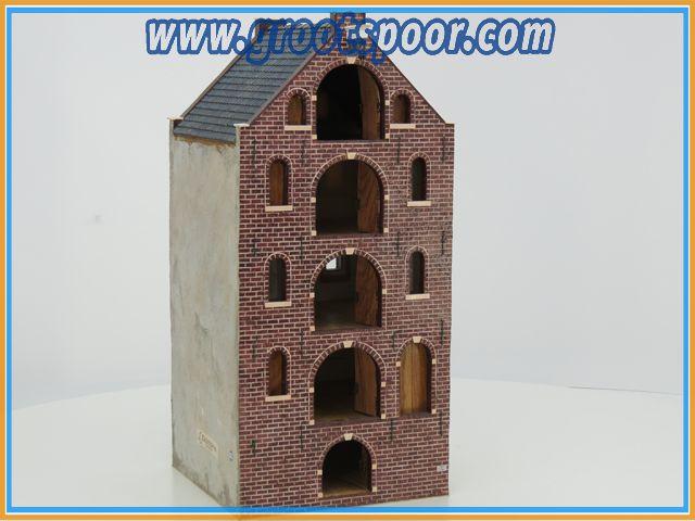 Kleinserie Fabricaat Pakhuis