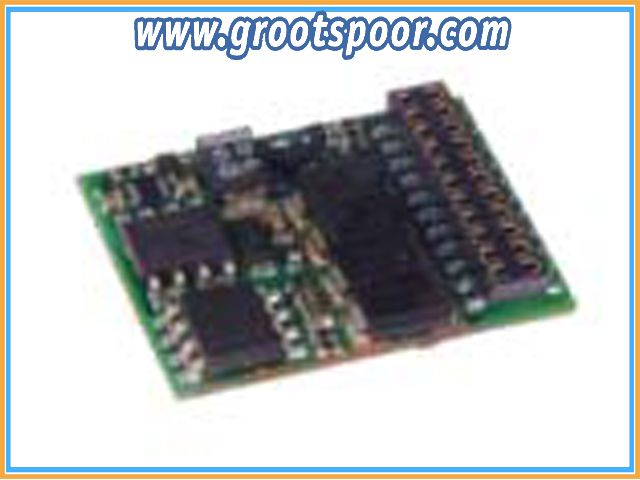 ZIMO MX686D Funktions-Decoder