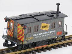 Aristo Craft 46950 Track Cleaning Car, Metallrader