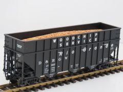 USA Trains R14079 Woodchip Car, Metallrader