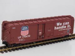 USA Trains R19329C 50Foot Steel Box Car, Metallrader