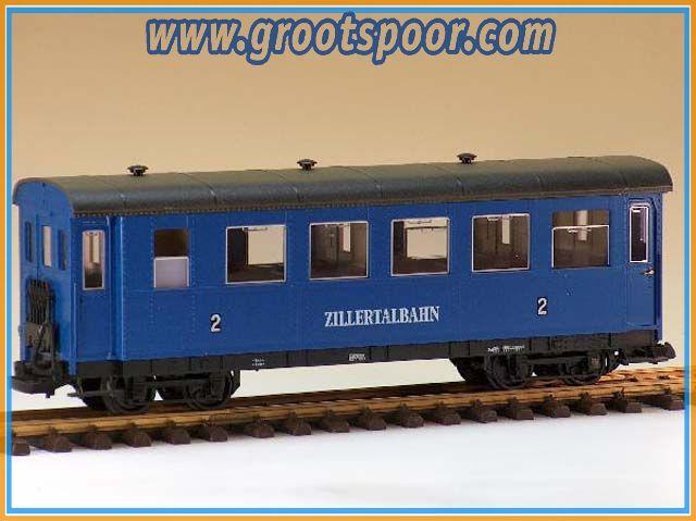 LGB 3163 Personenwagen 2 kl Zillertalbahn