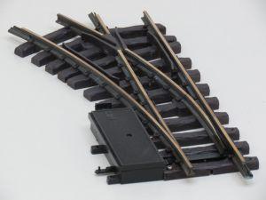 LGB 1210 Hand-wissel links,R1,30 Grad(oud model)