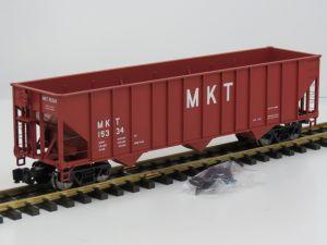 Aristo Craft 41497 100 Ton Hopper Car MKT  No 15334 Metall wheels