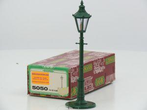 LGB 5050 Straßenlaterne Helder Groen 240mm