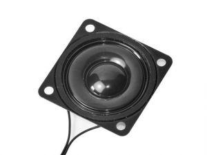 Massoth 8241041 Visaton Lautsprecher K40SQ, 40x40mm, 1 Watt, 8 Ohm