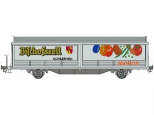 Schaal Spoor 1 Kiss 560 219 SBB Schiebewandwagen Hbis/Hbils