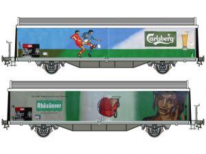 Schaal Spoor 1 Kiss 560 212  SBB Schiebewandwagen Hbis/Hbils