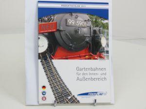 TRAINLINE45 Produktkatalog 2011
