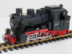 LGB 28001 DR-Dampflok 99 4633