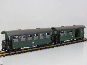 LGB Set 30700 & 30710 DB Personenwagens