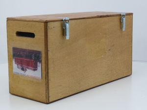Transportkist 54x19x28cm voor o.a. Piko V60
