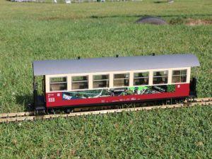 "Trainline45 3530753 HSB Personenwagen 900-434, ""Harzdrenalin 2019"""