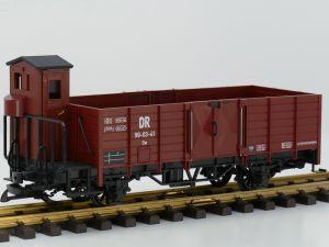 LGB 43120 DR-Hochbordwagen 99-03-41 Ow