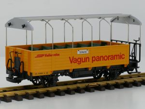 LGB 30250 RhB-Aussichtswagen B 3025