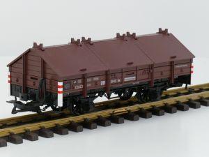 LGB 4111 Klapdekselwagen DR 97-4111 Kw, Vitrinemodel
