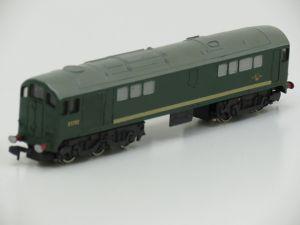 Schaal 00 Hornby Dublo 2233 Diesellok D5702 #64